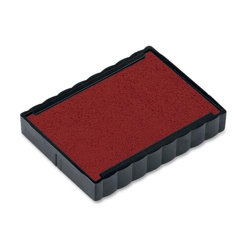 Trodat Replacement Ink Pad - 1 Each - Red Ink