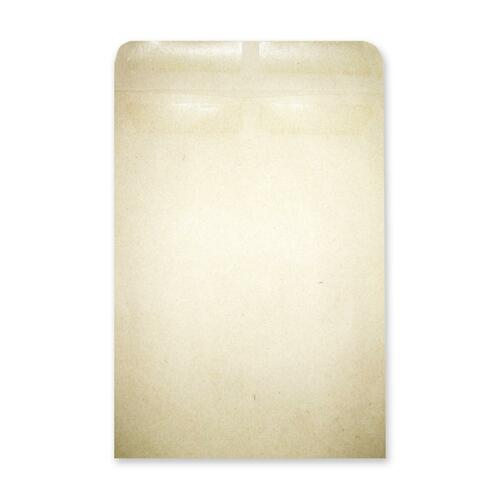 "Supremex Open-end Catalogue Envelope - Catalog - 9"" Width x 12"" Length - 24 lb - Kraft - 500 / Carton"