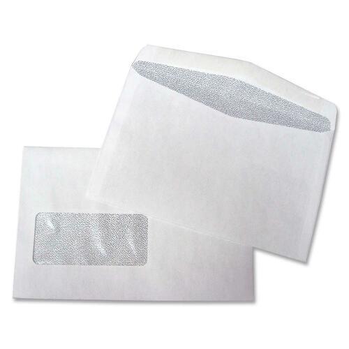 "Supremex T4 Tax Single Window Envelope - Single Window - 5 3/4"" Width x 9"" Length - 24 lb - Wove - 500 / Box"