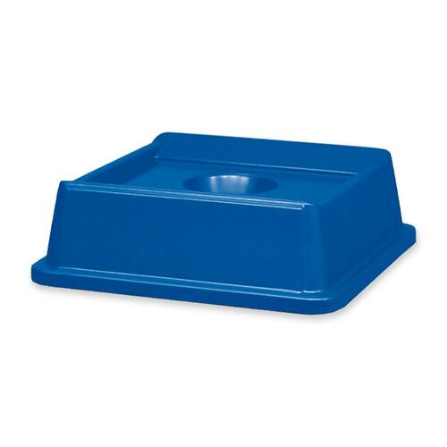 Rubbermaid Untouchable Recycling Container Top for Bottles - 1 Each