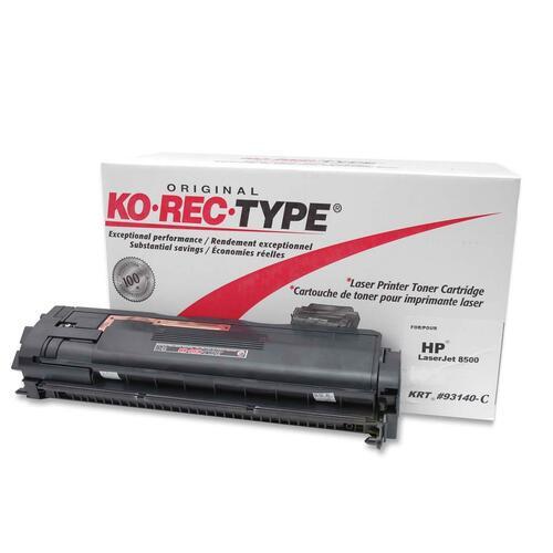 Ko-Rec-Type Toner Cartridge --KOR93140C