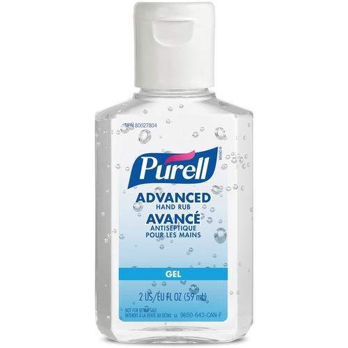 Gojo® Sanitizing Gel - 59.15 mL - Hand - Dye-free, Non-toxic - 1 Each