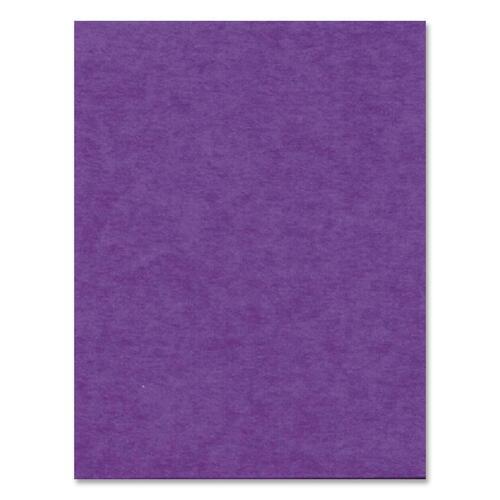 "Hilroy Heavyweight Bristol Board - Art - 22""Height x 28""Width - 1 Each - Purple"