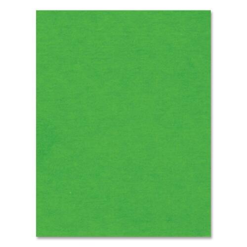 """Hilroy Heavyweight Bristol Board - Art - 22""""Height x 28""""Width - 1 Each - Dark Green"""