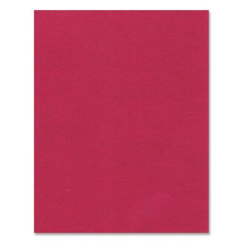 """Hilroy Heavyweight Bristol Board - Art - 22""""Height x 28""""Width - 1 Each - Red"""