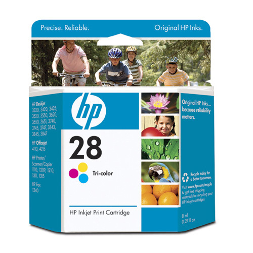 HP 28 Ink Cartridge
