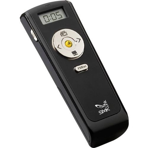 SMK-Link Wireless Stopwatch Presenter with Laser Pointer