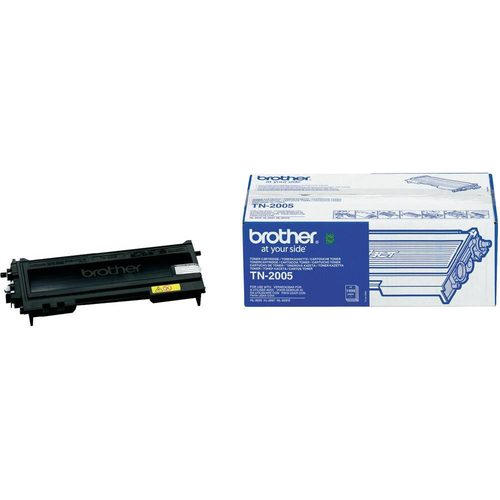 Brother TN-2005 Toner Cartridge - Black