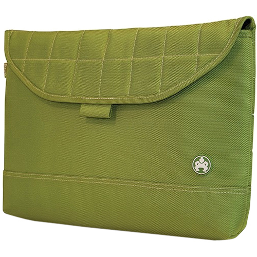 13 NYLON SLEEVE - GREEN QUILTED