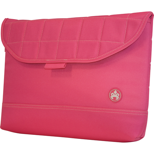 13 NYLON SLEEVE - PINK QUILTED