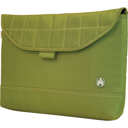 15 NYLON SLEEVE - GREEN QUILTED