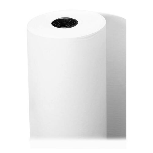 """Sparco Art Project Paper Roll - Craft - 36"""" (914.40 mm)Width x 1000 ft (304800 mm)Length - 50 lb Basis Weight - 1 / Roll - White"""