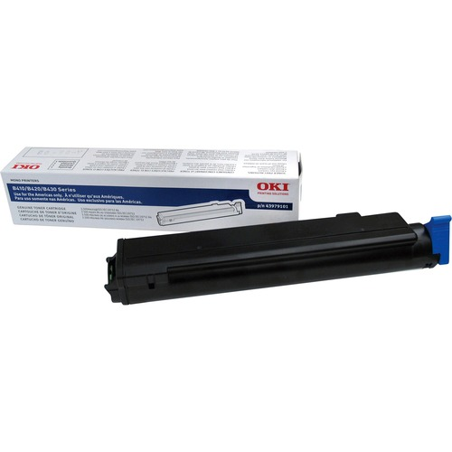 Oki Type 9 Black Toner Cartridge