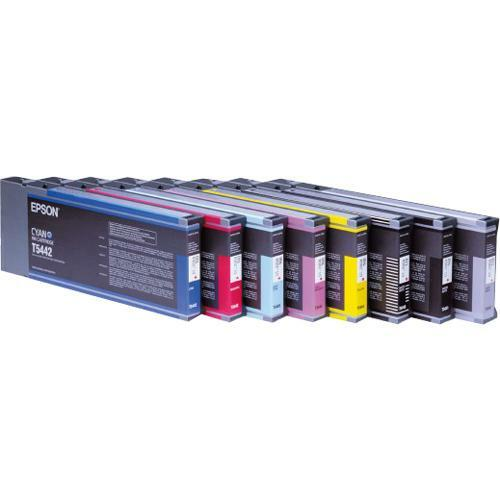 Ink Cartridge - Yellow - 220 ml - for Epson Stylus Pro 4000/9600 Print Engine
