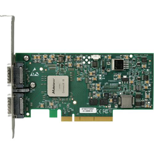 Mellanox ConnectX IB MHQH29-XTC Infiniband Host Bus Adapter