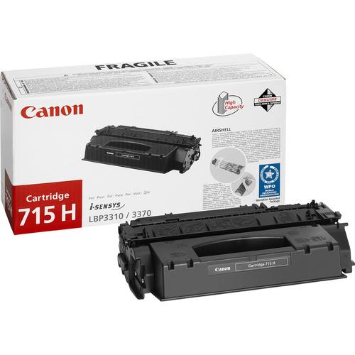 Canon 715H Toner Cartridge - Black