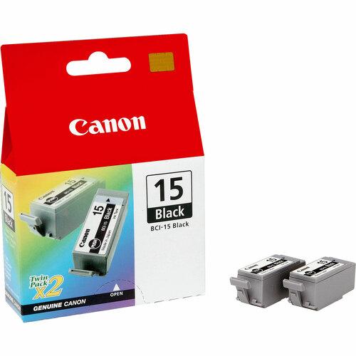 Canon BCI-15 Ink Cartridge - Black