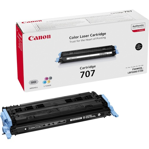 Canon 707 Toner Cartridge - Black