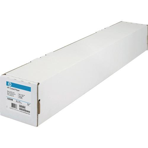 HP C6020B Multipurpose Paper - A0 - 914 mm x 45.72 m - 1 x Roll