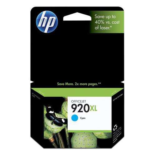 HP INC. - INK 920XL CYAN OFFICEJET INK CARTRIDGE