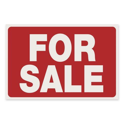 Printable Sign For Sale: U.S. Stamp & Sign For Sale Sign