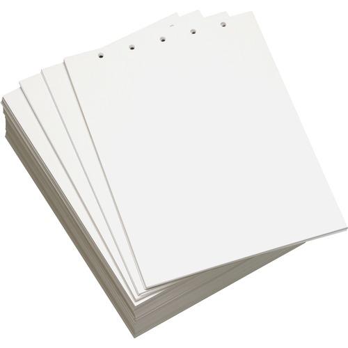 Willcopy Punched Top Custom Cut Sheet