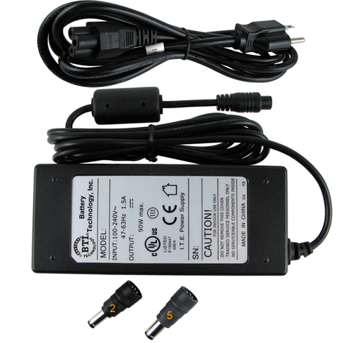 16-19V 90W LAPTOP AC ADAPTER