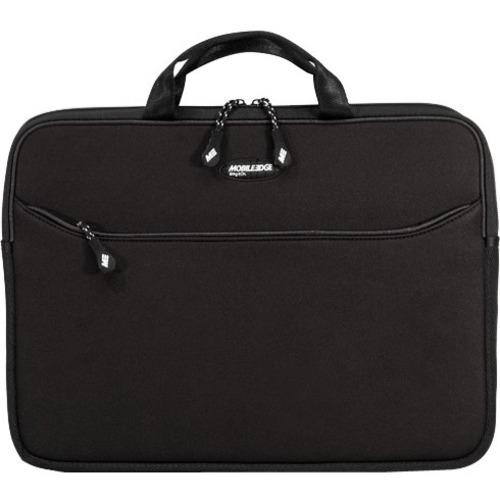 SlipSuit - Black 15 - Large for Mac. Black with Platinum Trim Neoprene.