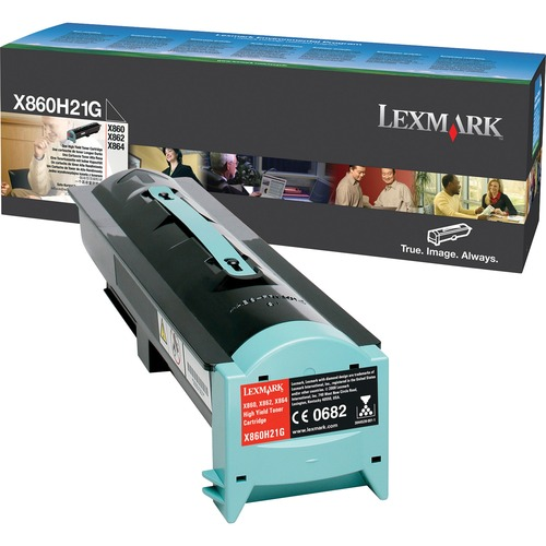 Lexmark High Yield Toner Cartridge