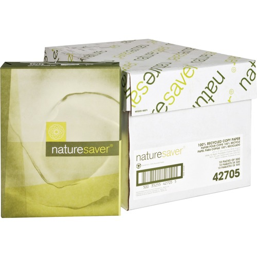International Paper 8.5x11 Recycled Paper - 100% Recycled