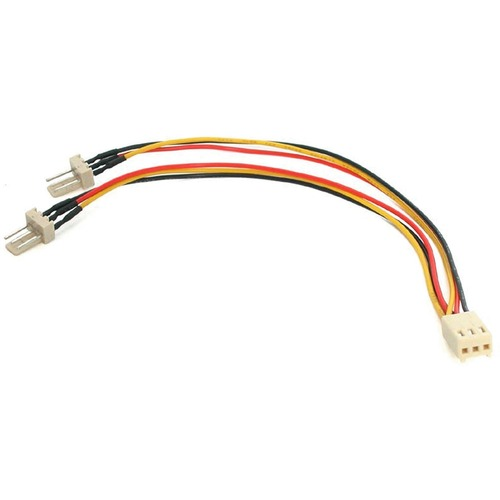 StarTech.com TX3 Fan Power Splitter Cable