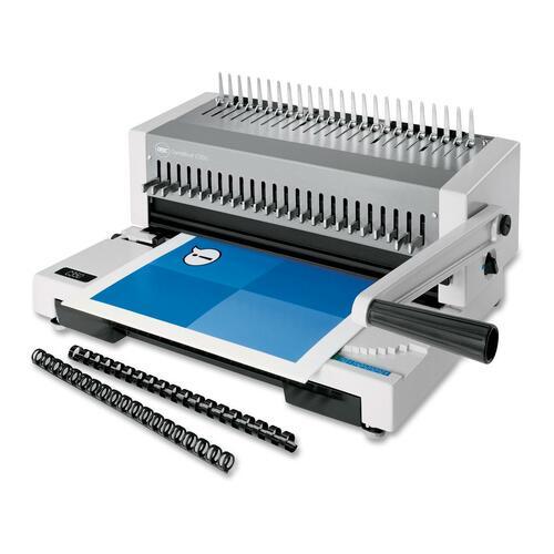 GBC CombBind C350 Combine Binding Machine - Gray