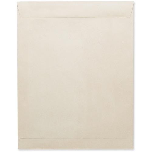"Supremex Extra Large Catalog Envelope - Catalog - 12"" Width x 18"" Length - 24 lb - Kraft - 250 / Box"