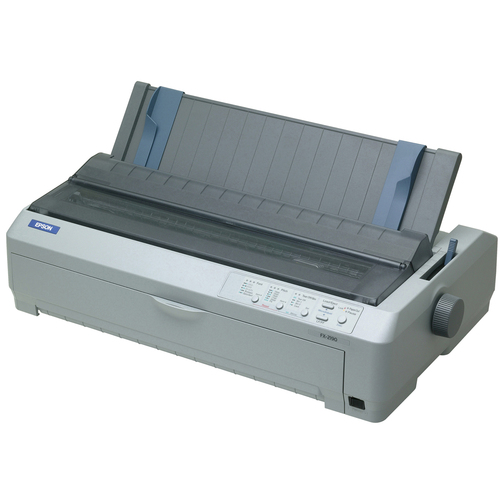 FX 2190 Printer - B/W - dot-matrix - 16.54 in x 22 in, fanfold (16 in) - 9 pin -