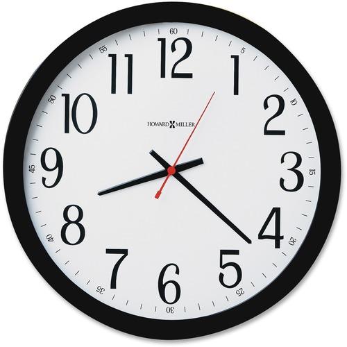 Howard Miller Gallery Wall Clock - Analog - Quartz