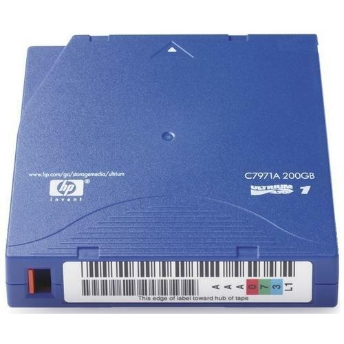 HP LTO Ultrium 1 Pre-labeled Tape Cartridge
