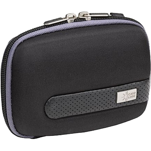"Case Logic GPSP-6 Carrying Case for 5.3"" Portable GPS Navigator - Black"