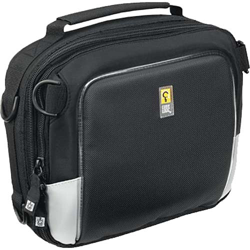 "Case Logic PDVS-4 Carrying Case for 7"" Video Player - Black"