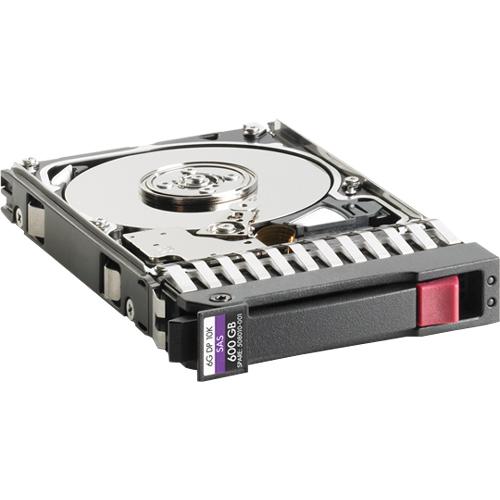 "HP 600 GB 2.5"" Internal Hard Drive"