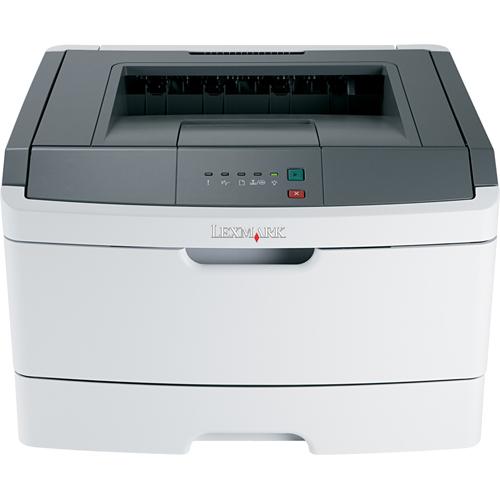 Lexmark E360D Laser Printer - Monochrome - 1200 x 1200 dpi Print - Plain Paper Print - Desktop