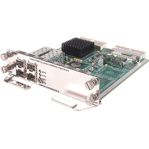 HPE 4-Port Gigabit Ethernet HIM Expansion Module