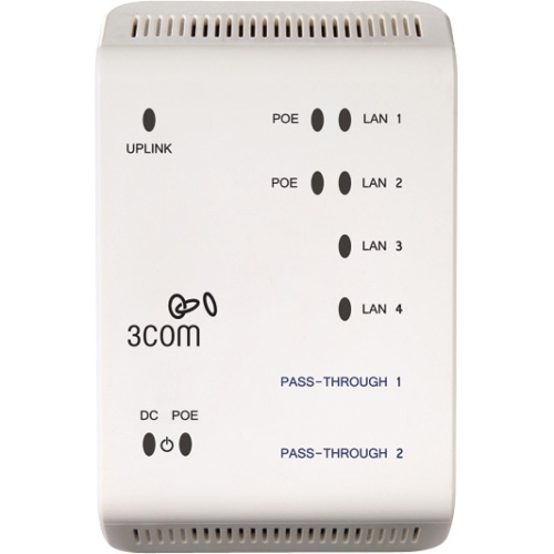 HP IntelliJack NJ1000 Ethernet Switch