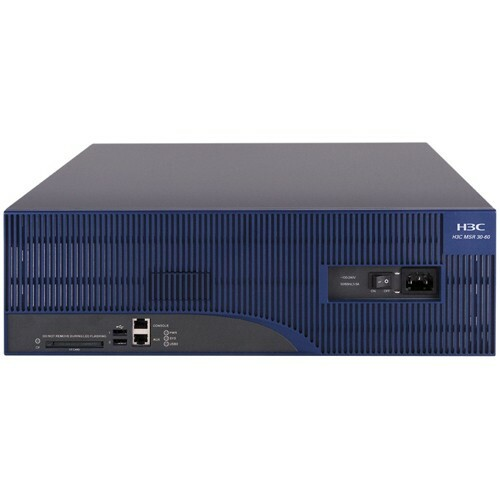 HP A-MSR30-60 POE Multi-Service Router