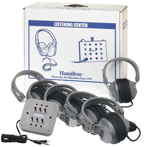 Hamilton Buhl LCB/JBP-6SV/HA5 Listening Center Audio Distribution Kit