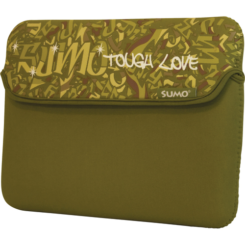 SUMO - GRAFFITI IPAD SLEEVE RED