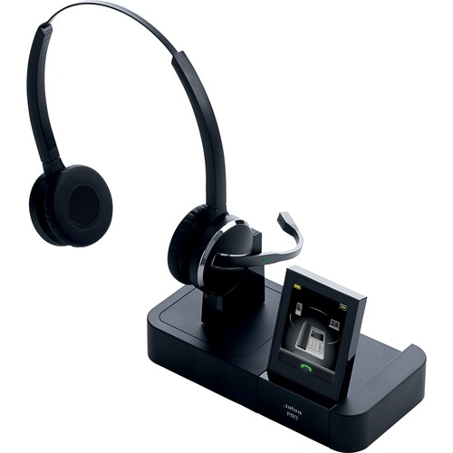 PRO 9465 Duo Wireless Headset, 2.4 Touch Screen Display with Base Unit, US DECT