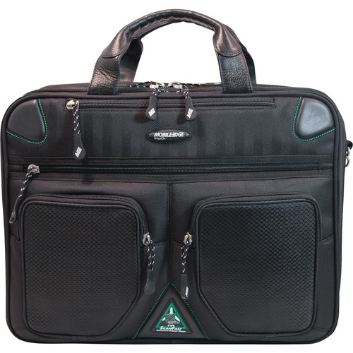 16INT SCANFAST BRIEFCASE 2.0 - CHECKPOINT FRIENDLY / SORONA MATERIAL - BLACK; M