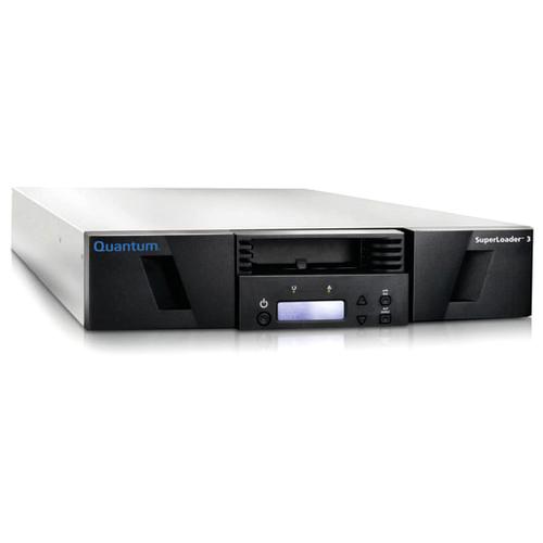 Quantum SuperLoader 3 EC-LLKAA-YF-B Tape Autoloader
