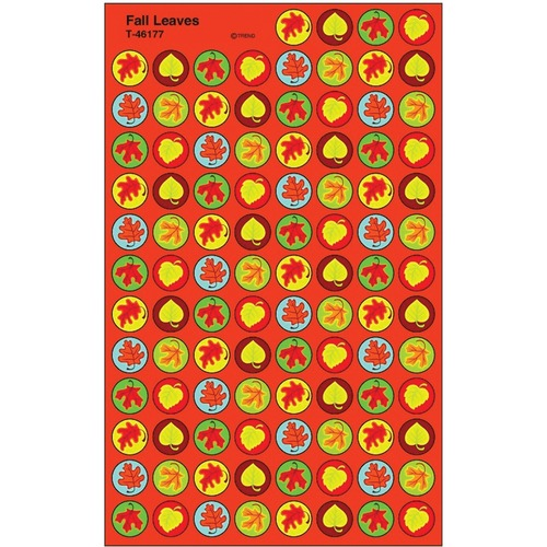 Trend SuperSpots Sticker - Encouragement, Sports, Fun, Learning Theme/Subject - Self-adhesive - Acid-free, Non-toxic, Photo-safe - 800