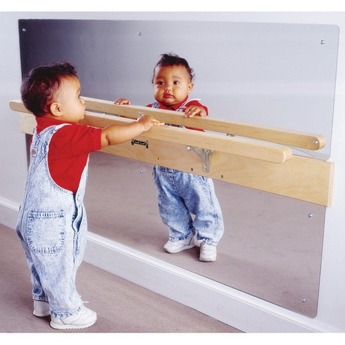 Jonti-Craft Infant Coordination Mirror - 1 Each